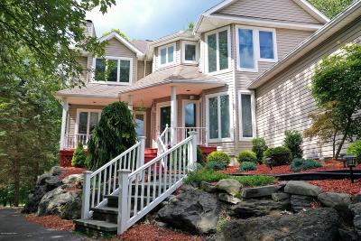 East Stroudsburg Single Family Home For Sale: 545 Eagle Dr