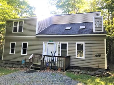 Pocono Lake Single Family Home For Sale: 410 Maxatawny Dr