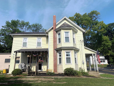 Bangor Single Family Home For Sale: 852 Market St
