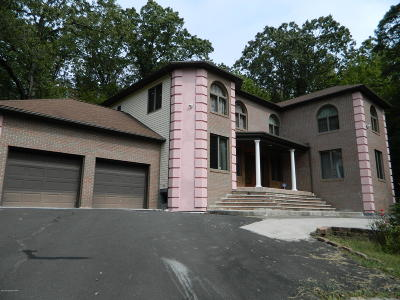 East Stroudsburg Single Family Home For Sale: 166 Manor Dr