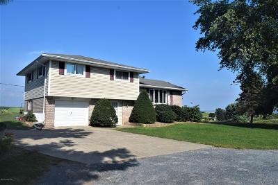 Bangor Single Family Home For Sale: 4164 Miller Rd