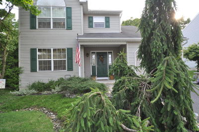 Lehigh County, Northampton County Single Family Home For Sale: 5023 Foxdale Dr