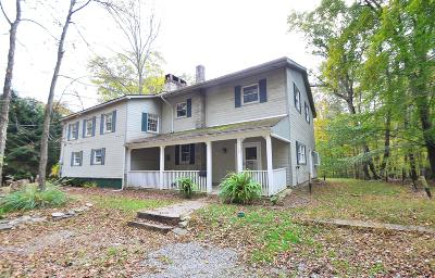East Stroudsburg Single Family Home For Sale: 640 Wooddale Rd