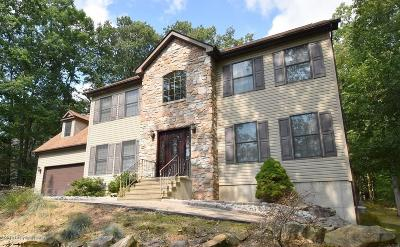 East Stroudsburg Single Family Home For Sale: 4299 Blue Mountain Crossing