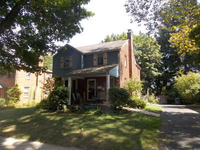 Lehigh County, Northampton County Single Family Home For Sale: 920 6th Ave