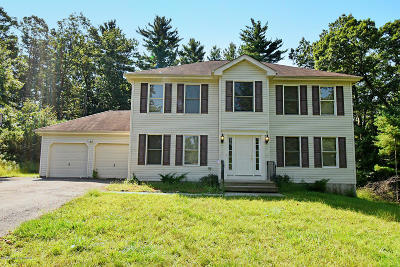 Stroudsburg Single Family Home For Sale: 158 Arbor Way