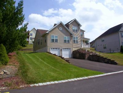 East Stroudsburg Single Family Home For Sale: 3146 Pine Valley Dr