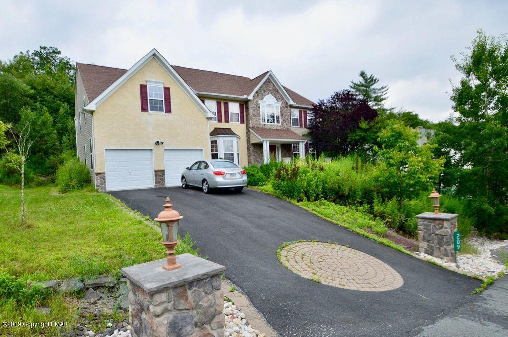 209 CENTER VALLEY CT, East Stroudsburg, PA 18302