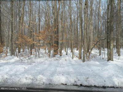 Pocono Pines PA Residential Lots & Land For Sale: $59,900