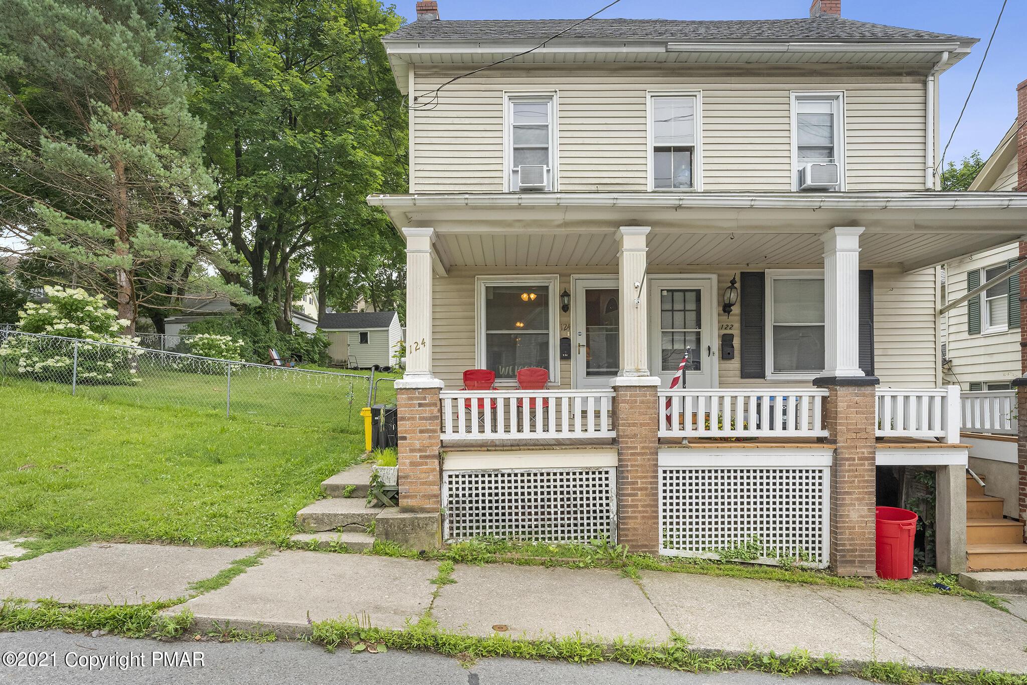 124 Messinger St, Bangor, PA 18013