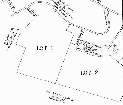 Residential Lots & Land For Sale: Osprey (Lot 1) Ct