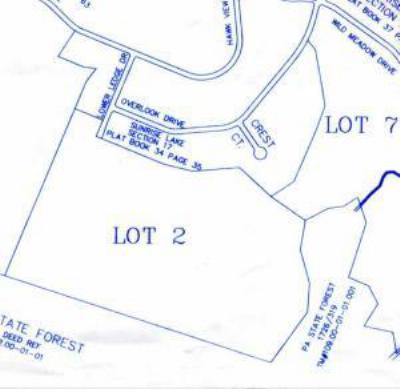 Pike County Residential Lots & Land For Sale: Lower Ledge (Lot 2) Dr