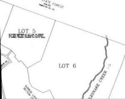 Sunrise Lakes Residential Lots & Land For Sale: Overlook (Lot 5) Dr