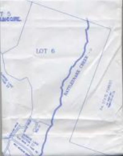 Sunrise Lakes Residential Lots & Land For Sale: Native (Lot 6) Dr