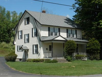 Honesdale Single Family Home For Sale: 354 Cliff St