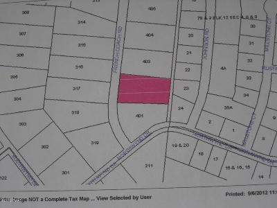 Gold Key Lake Residential Lots & Land For Sale: 128 French Coach