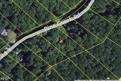 Paupackan Lake Estates Residential Lots & Land For Sale: 810 Pine Creek Rd