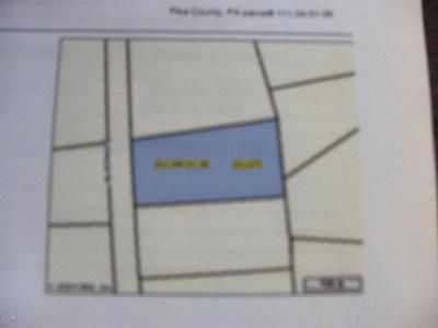 Residential Lots & Land For Sale: 1609 Palmetto Dr
