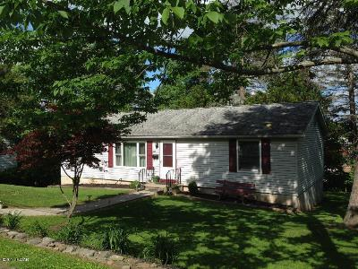 Honesdale Single Family Home For Sale: 615 Ridge St