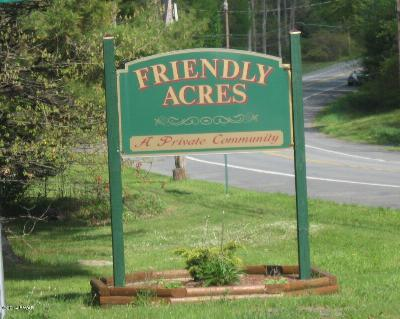 Friendly Acres Residential Lots & Land For Sale: 75 Friendship Dr