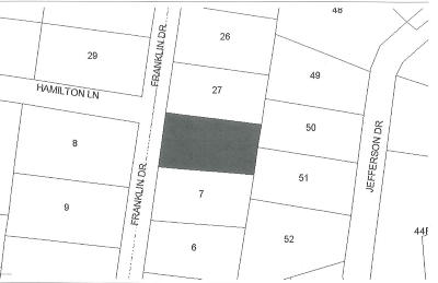 hemlock farms Residential Lots & Land For Sale: Franklin Drive