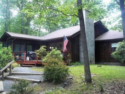 Lords Valley PA Single Family Home CLOSED: $137,000