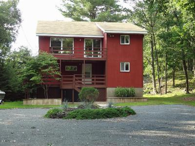 Tafton PA Single Family Home For Sale: $154,900