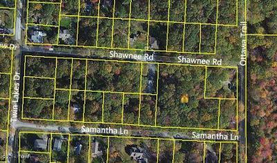 Sagamore Estates Residential Lots & Land For Sale: Lot 19R Samantha Rd