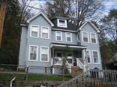 Honesdale Multi Family Home For Sale: 1518-1520 Wood Ave