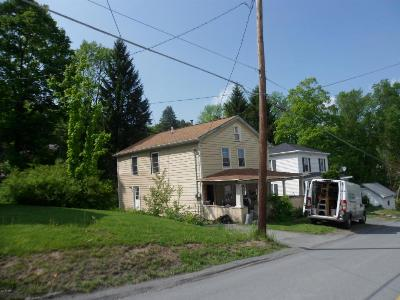 Honesdale Single Family Home For Sale: 348 Terrace St