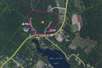 Lakeville Residential Lots & Land For Sale: Purdytown Tpke
