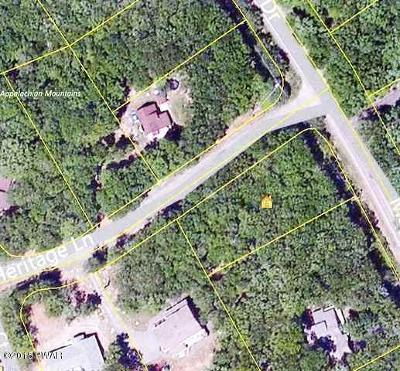 Lords Valley PA Residential Lots & Land For Sale: $500