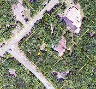Lords Valley Residential Lots & Land For Sale: 801 Boulder Ct