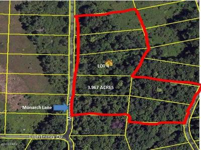 Bethany Residential Lots & Land For Sale: Monarch Ln