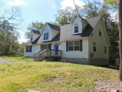 Tafton PA Single Family Home For Rent: $189,900
