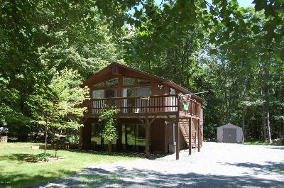 Hemlock Farms Rental For Rent: 127 Mountain View Dr