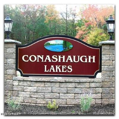 Conashaugh Lakes Residential Lots & Land For Sale: lot 2209 Iroquois Trl