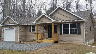 Tafton PA Single Family Home For Sale: $199,900