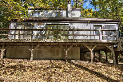 Lake Ariel Single Family Home For Sale: 746 Woodridge Dr