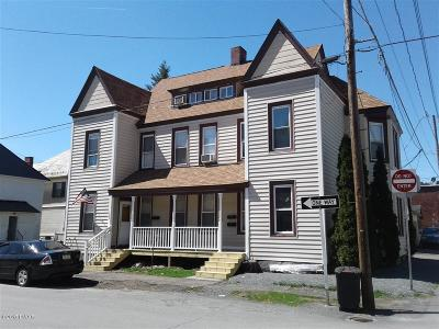 Honesdale Multi Family Home For Sale: 1208 East St