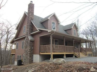 Lackawaxen Single Family Home For Sale: 107 Log Cabin Dr