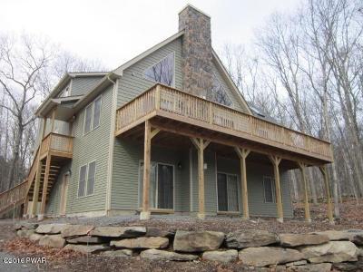 Lackawaxen Single Family Home For Sale: 218 Falling Waters Blvd