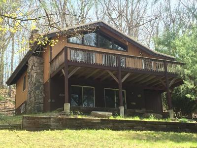 Woodledge Village Single Family Home For Sale: 90 Woodledge East Lake Dr