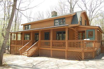 Single Family Home For Sale: 122 Ridgeway Drive