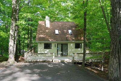 Wallenpaupack Lake Estates Single Family Home For Sale: 1143 Commanche Cir