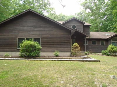 Milford Single Family Home For Sale: 106 Big Pine Rd