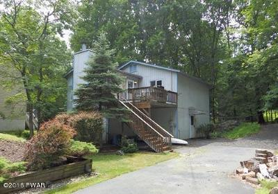 Dingmans Ferry PA Single Family Home For Sale: $98,000