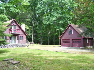 Lakeville PA Single Family Home For Sale: $159,900