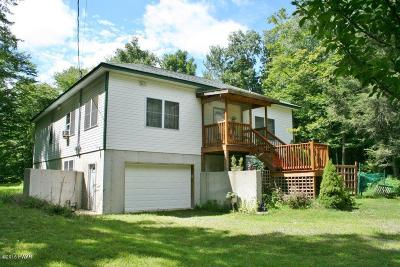 Paupackan Lake Estates Single Family Home For Sale: 103 Fawn Rd