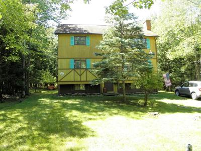 Lake Ariel PA Single Family Home For Sale: $139,900